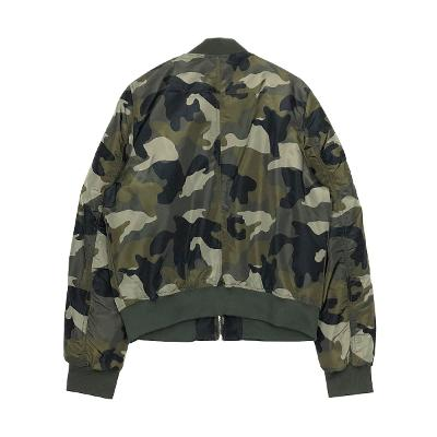 military blouson jumper khaki